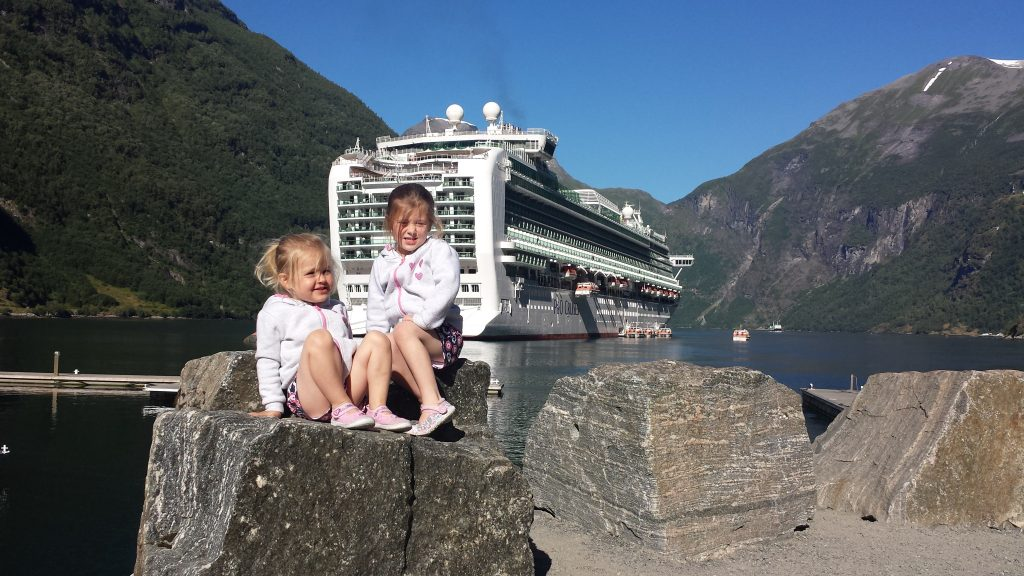 The girls in Norway