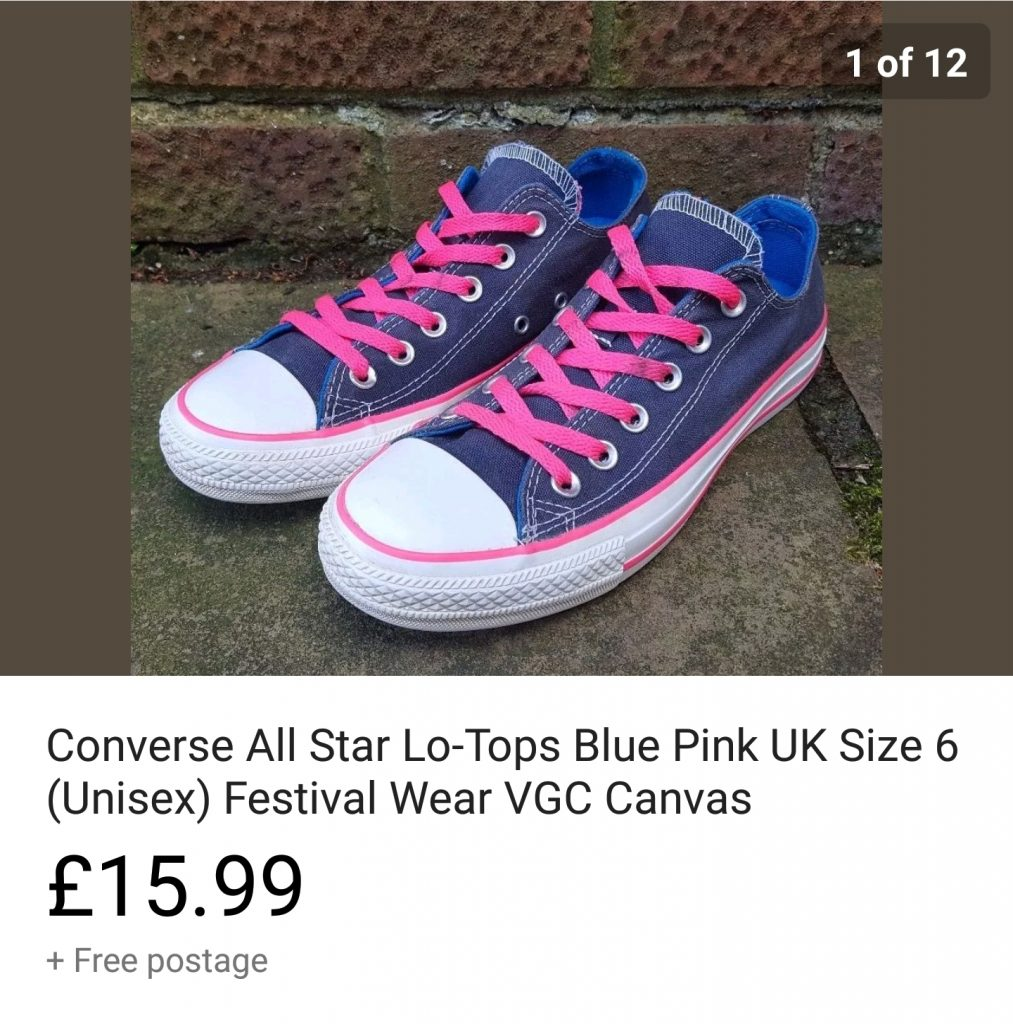 converse all stars sold