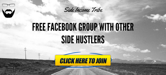 Side Income Tribe Facebook Group