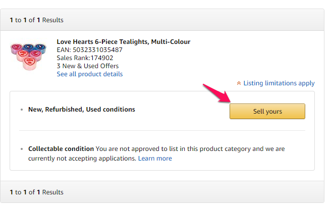 sell your products on fba with amazon