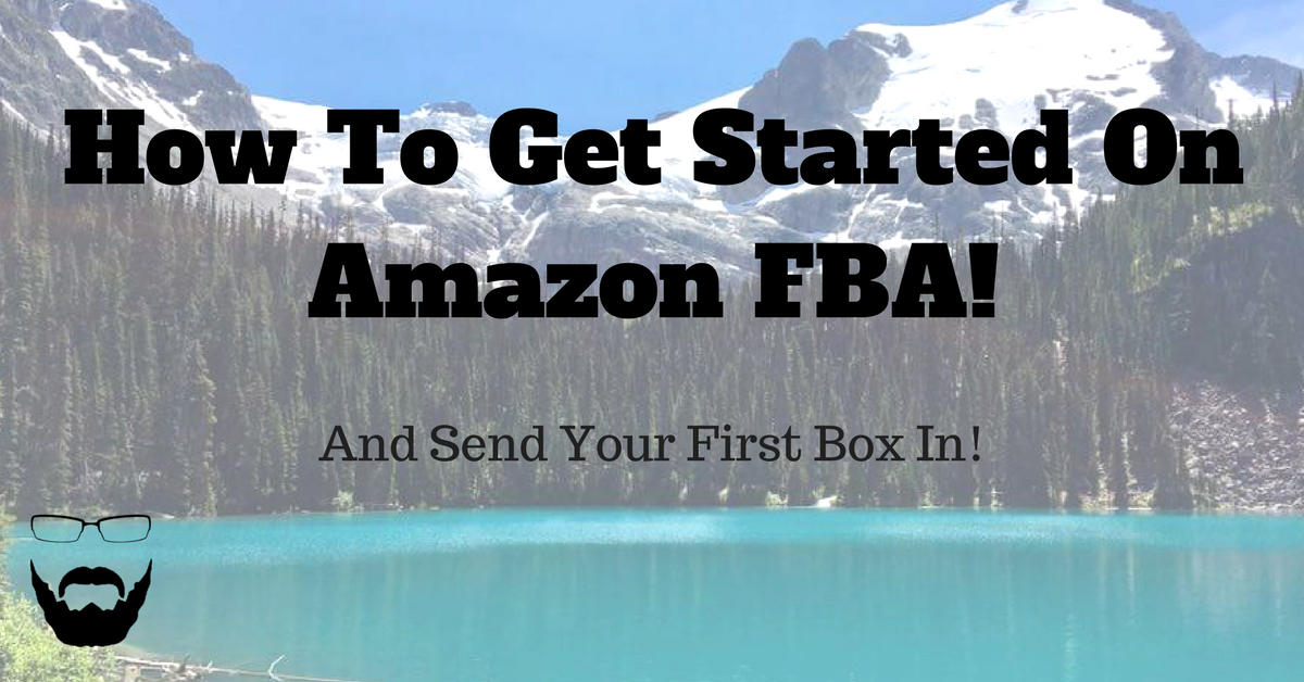 How To get started on amazon fba