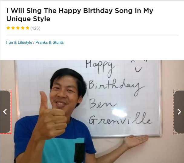 vietnam birthday songs