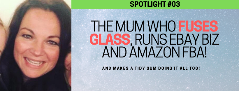 the mum who fuses glass