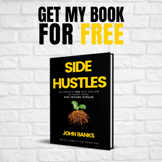 START YOUR OWN SIDE HUSTLE