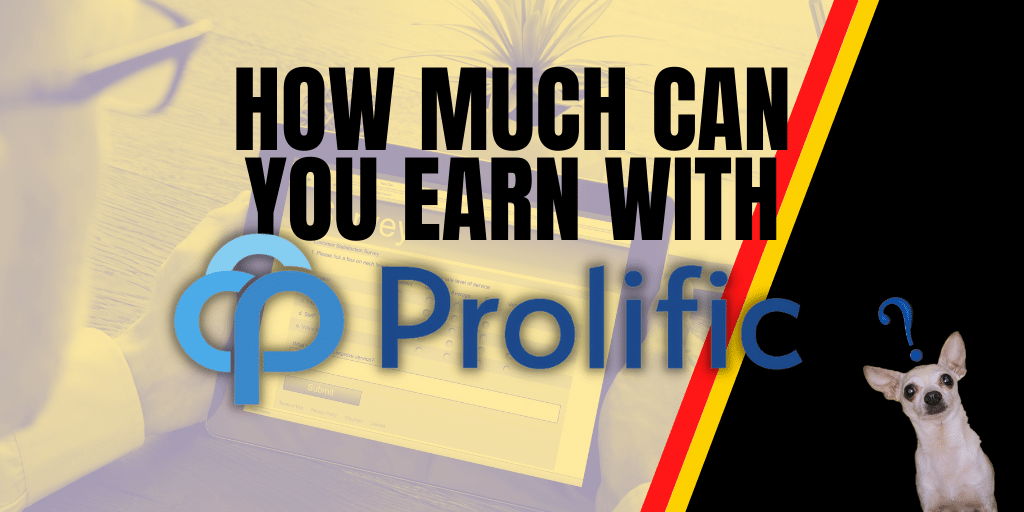 how much can you earn with prolific thumbnail